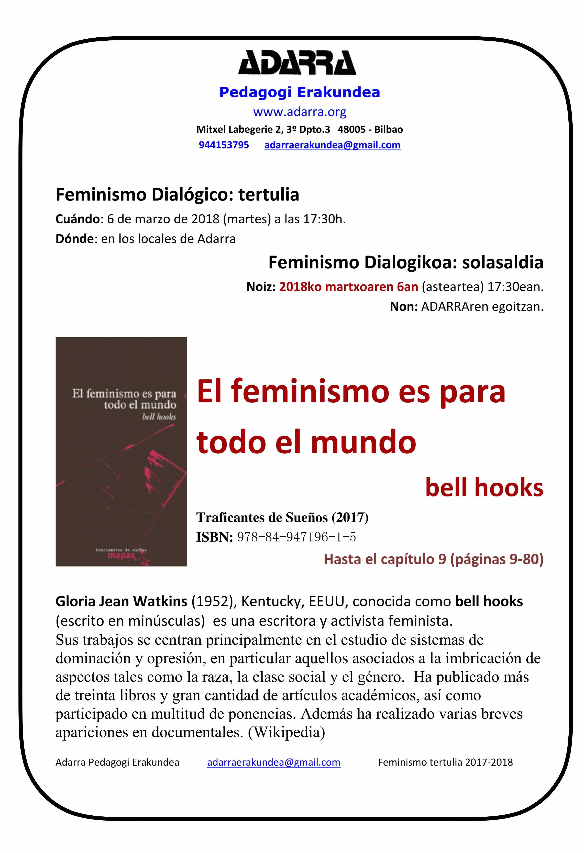 miniatura feminismo